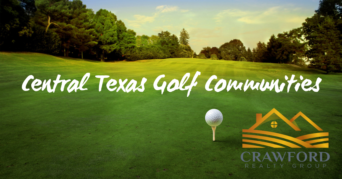 Central Texas Golf Communites