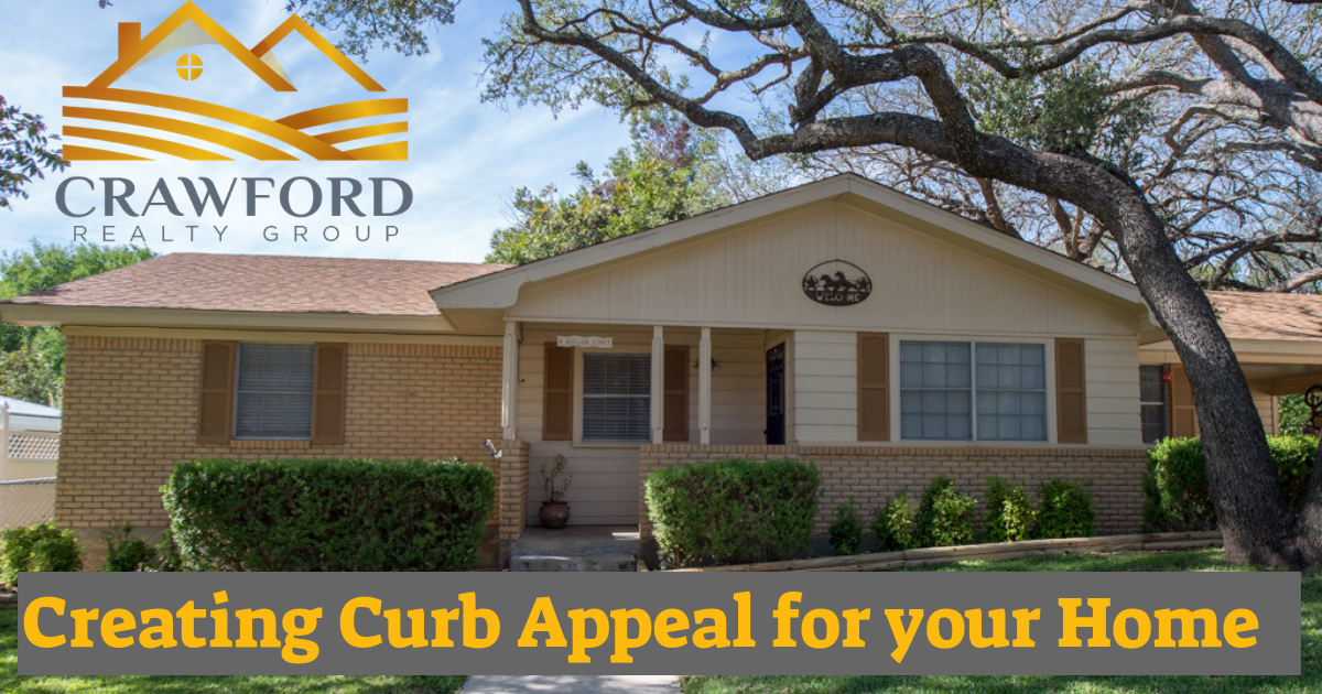 Create Curb Appeal for your House