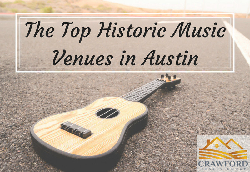 Historic Music Venues in Austin